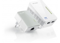 TP-LINK TL-WPA4220Kit, Powerline ethernet WiFi
